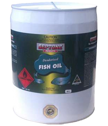 Septone rust treatments water proofing compound 1l for Oily fish list