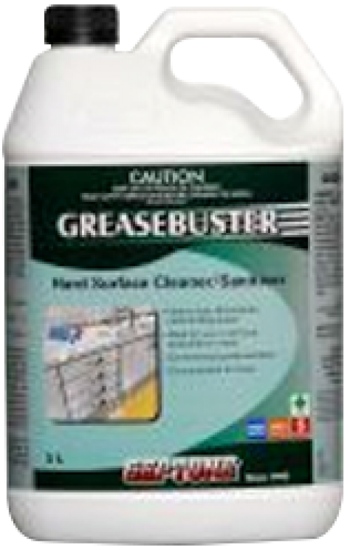 Septone Trade Hygiene Kitchen Cleaners Greasebuster 5l