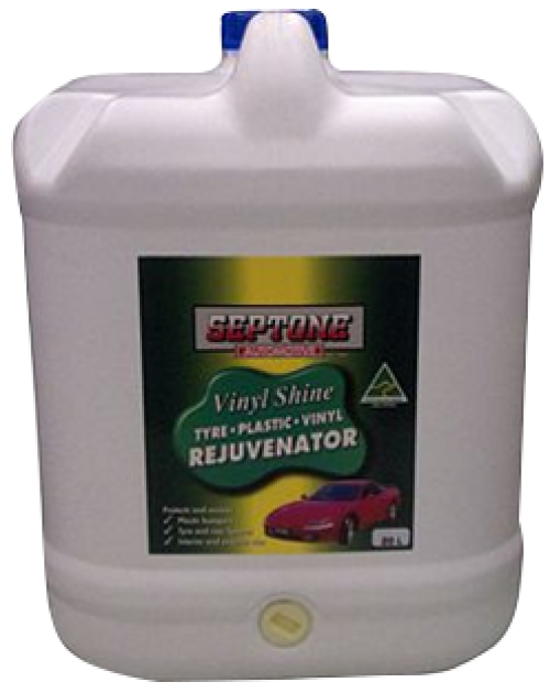Septone Trade Hygiene Tyre Care And Rejuvenators