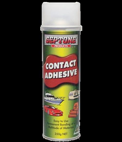 Septone Aerosols Aerosol Contact Adhesive 350g